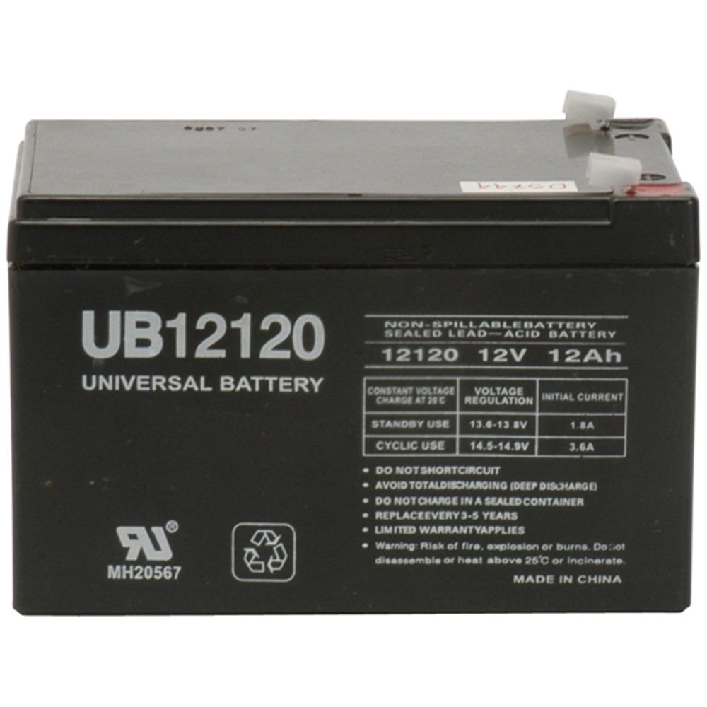 12V 12Ah UPS Battery for Eagle Picher CFM12V10 (Option)