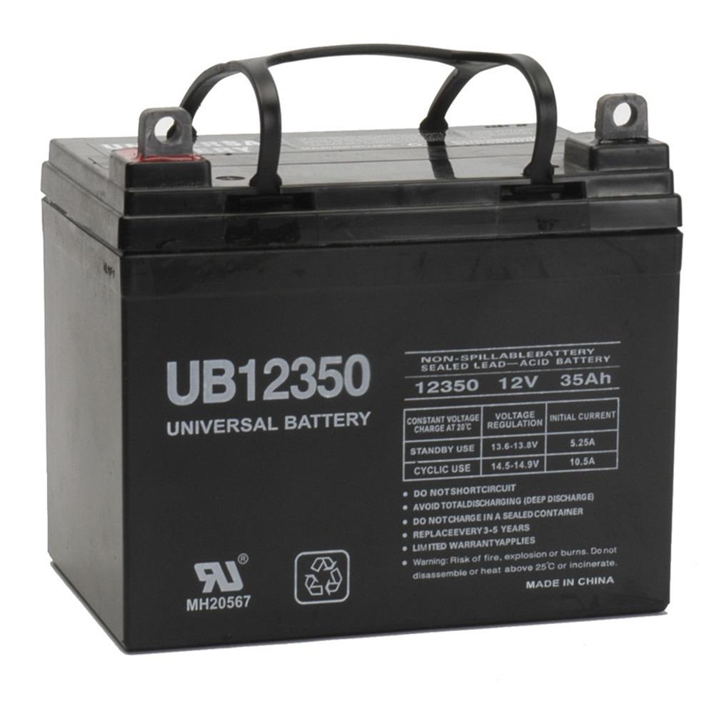 12V 35Ah Heartway Rumba HP3, HP3HD, SR P4R Battery