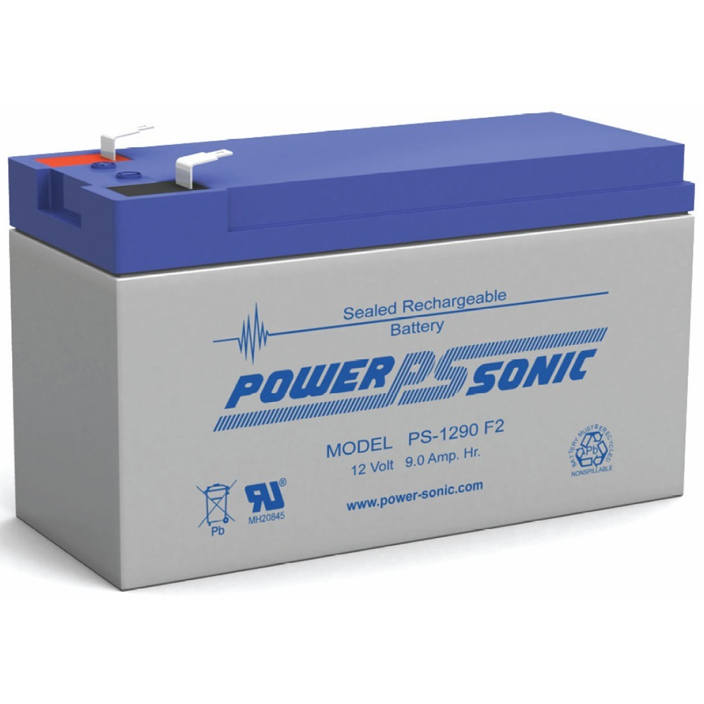 12V 9AH Replacement Battery for Vision CP1275