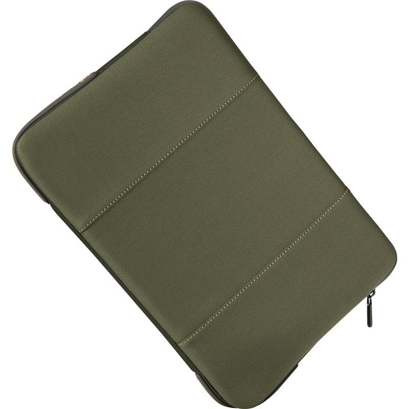 Targus Impax Laptop Sleeve - Green/Gray