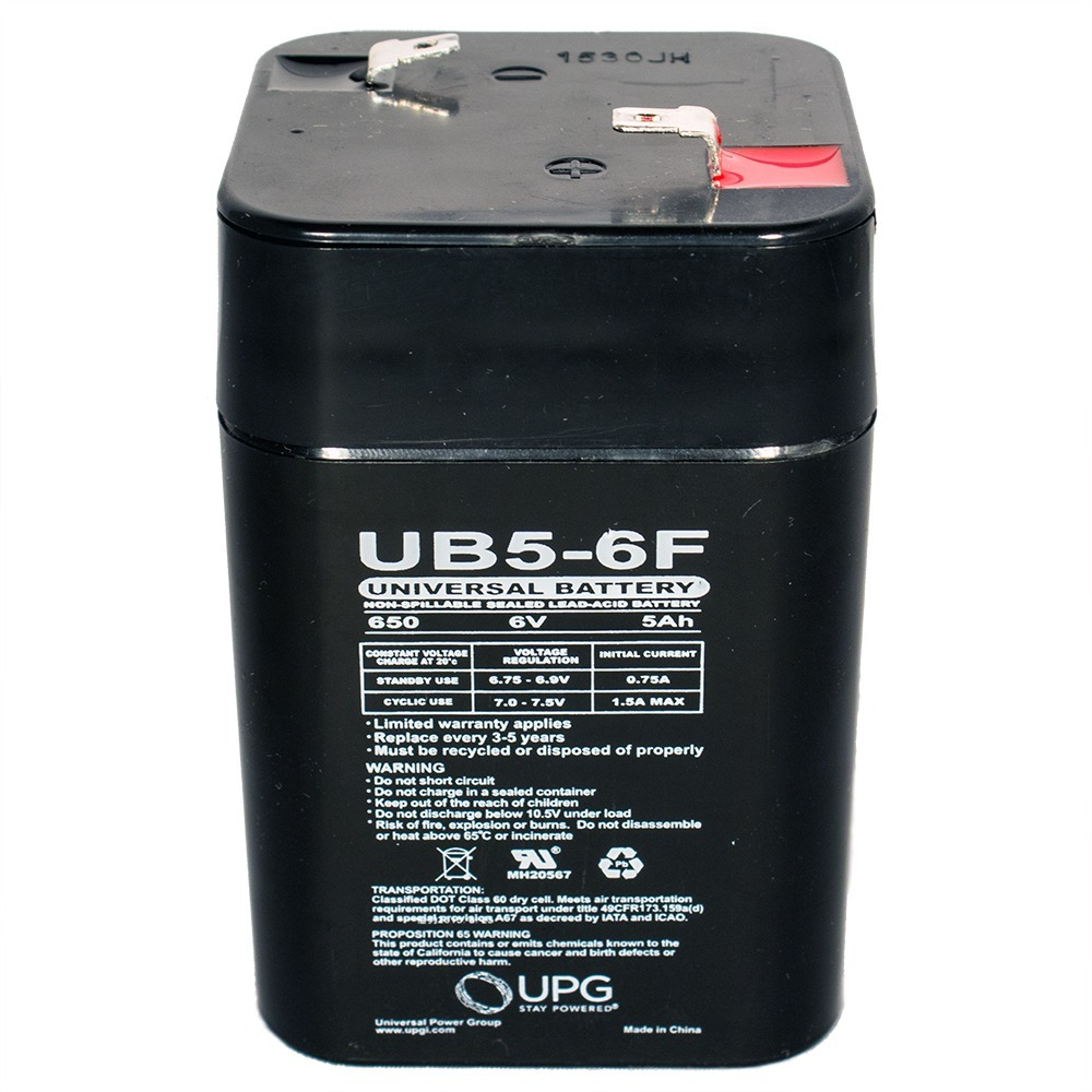 Power Sonic PS650L Replacement Battery