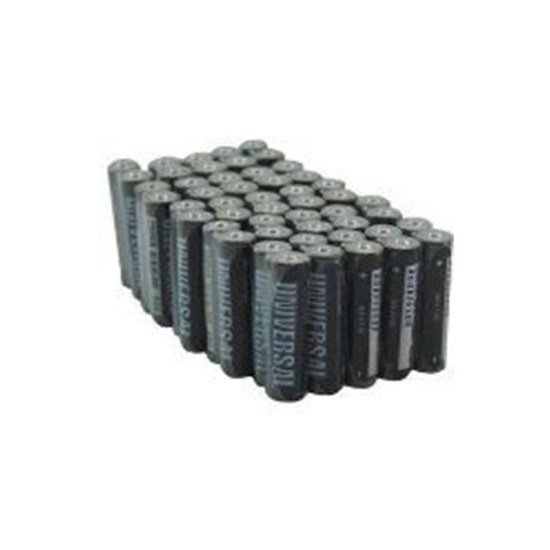 UNIVERSAL BATTERY D5312/D5912 Alkaline Batteries (AA 50-pk)