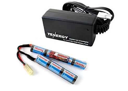 8.4V 1600mAh Butterfly Replaces HK ST G36C Airsoft + 8.4V Charger