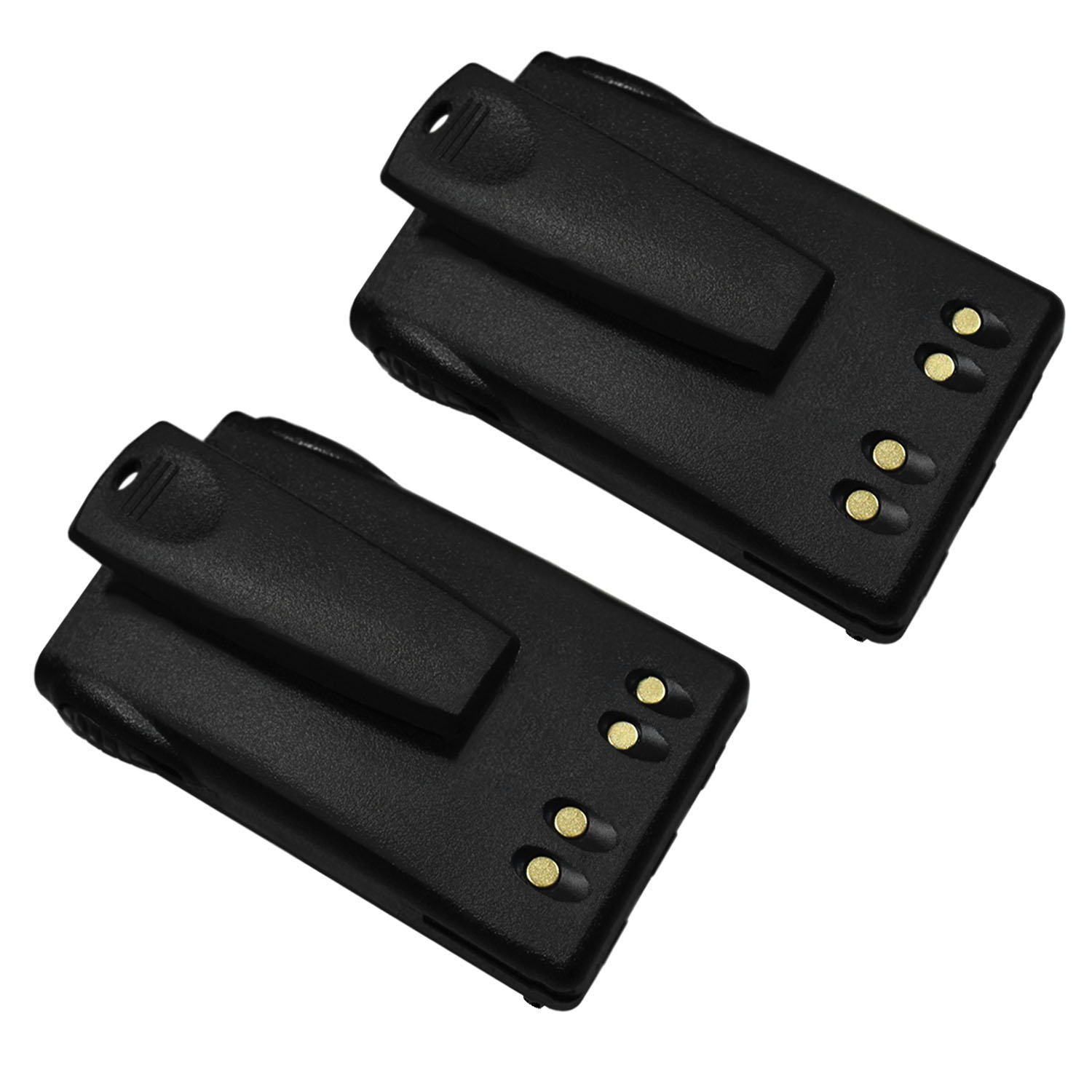 JMNN4023 Replacement Battery with CLIP for Motorola EX600 XLS - 2 Pack