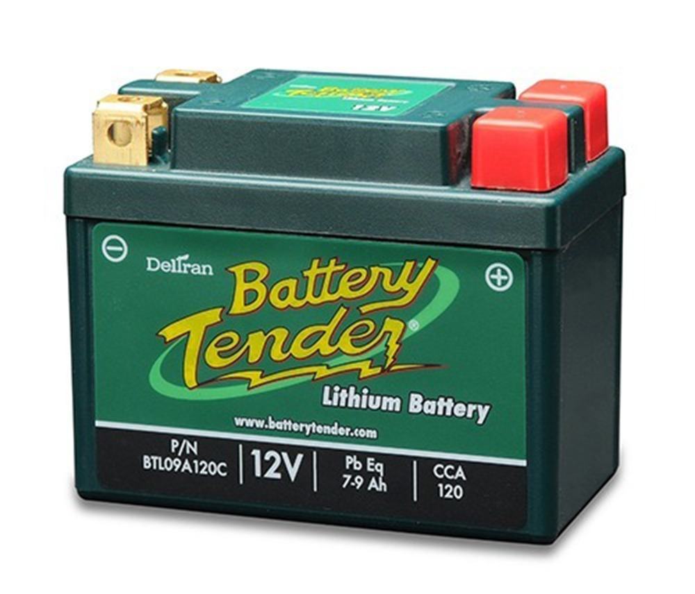 Lithium Iron Phosphate Battery 12V 9AH 120 CCA Engine Start