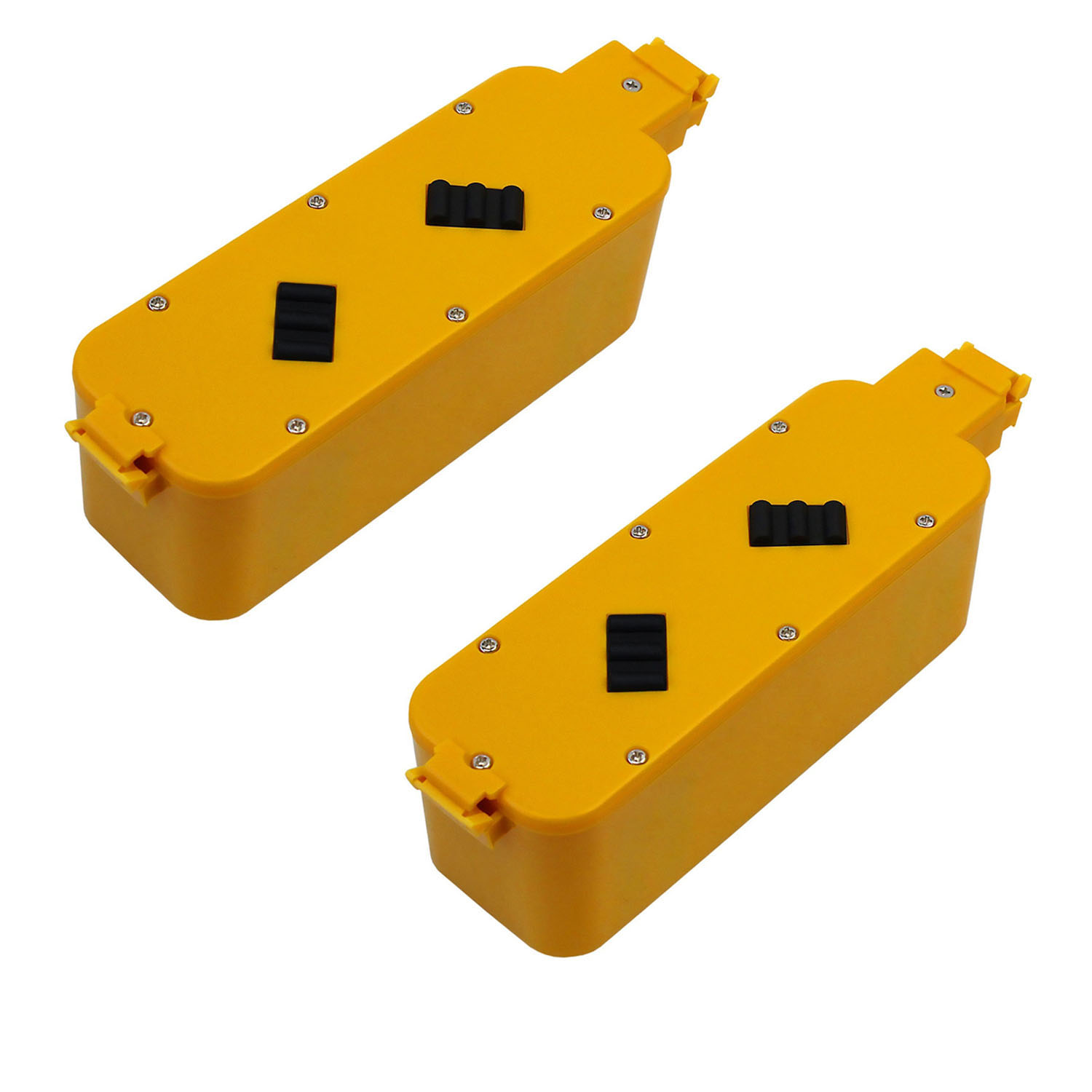 14.4v 2000MAH Battery for Roomba Discovery 400, 410 - 2 Pack