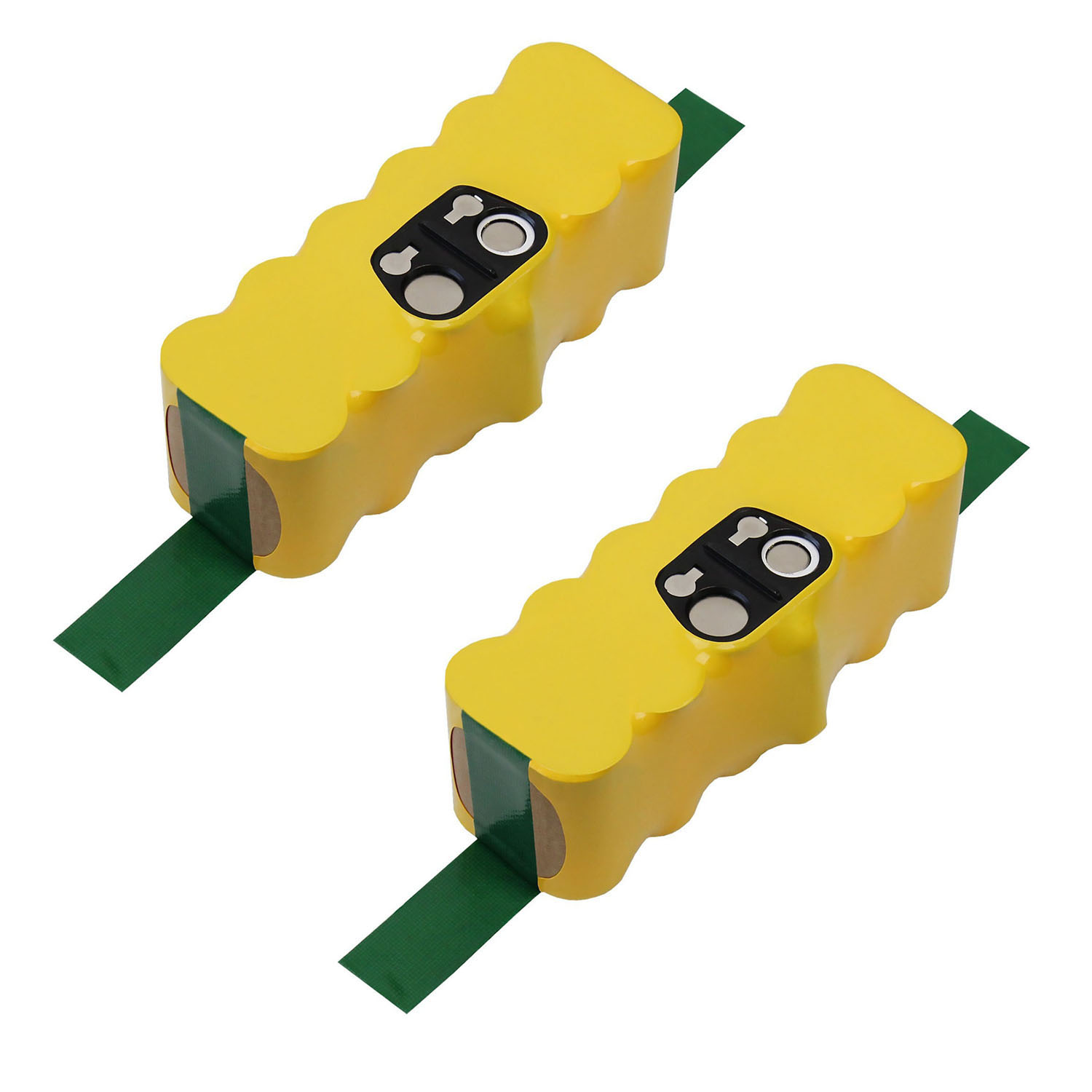 Roomba 500 600 700 APS Replacement Battery for 555 595 620 630 650 660 790 - 2 Pack