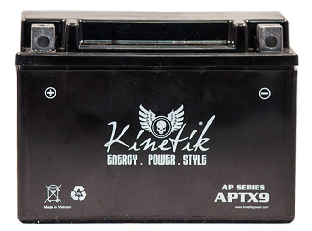 High Performance 12V SMF Battery OEM Replacement YTX9-BS