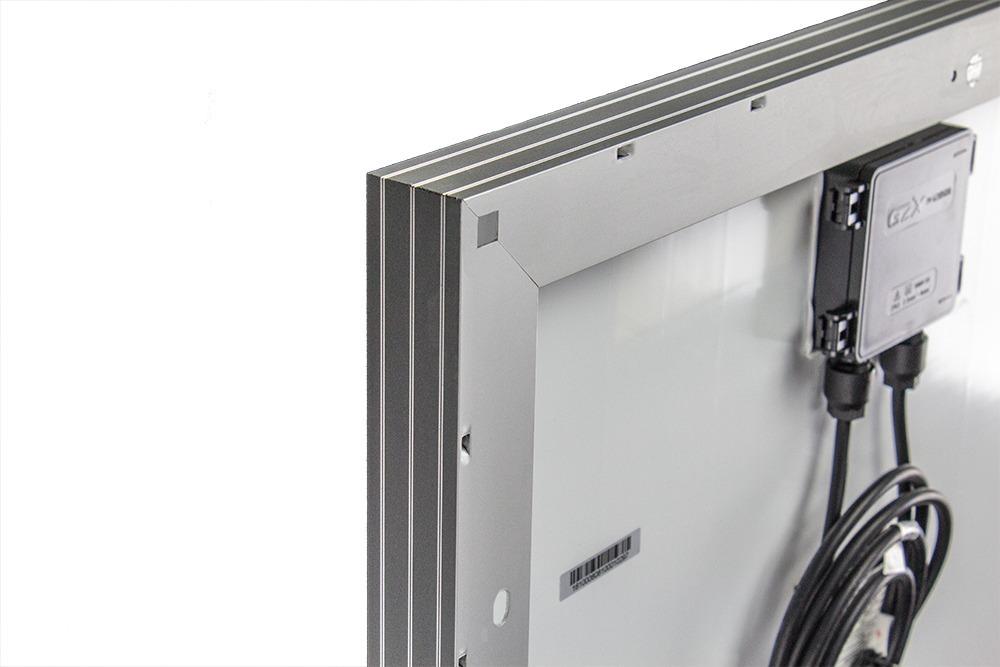 100 Watt Monocrystalline Solar Panel