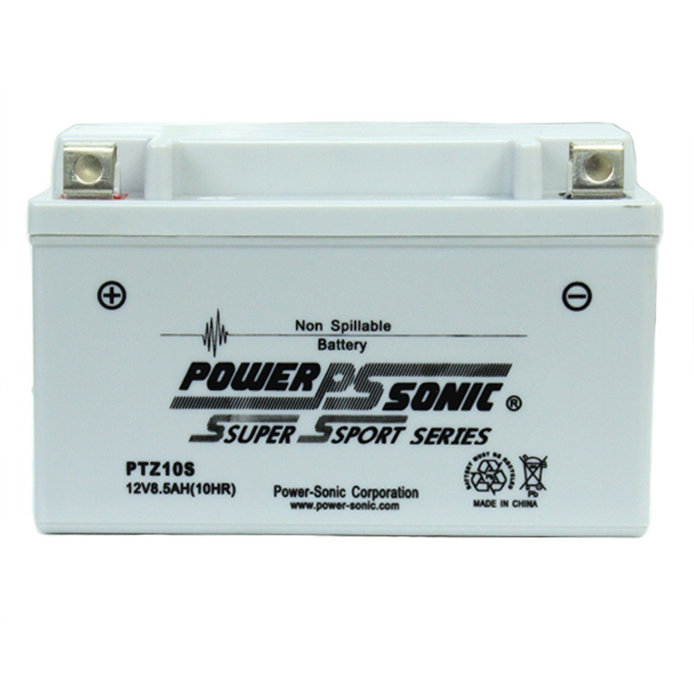 PTZ10S 12V 8.5AH SLA Battery Replacement for 42014 AGM Terminal K
