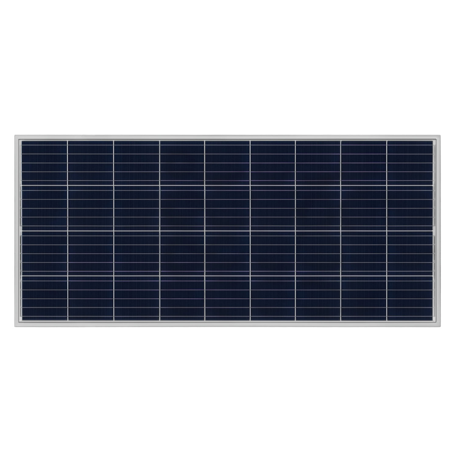 160 Watt 12V Solar Panel Battery Charger RV Boat Camping Off Grid