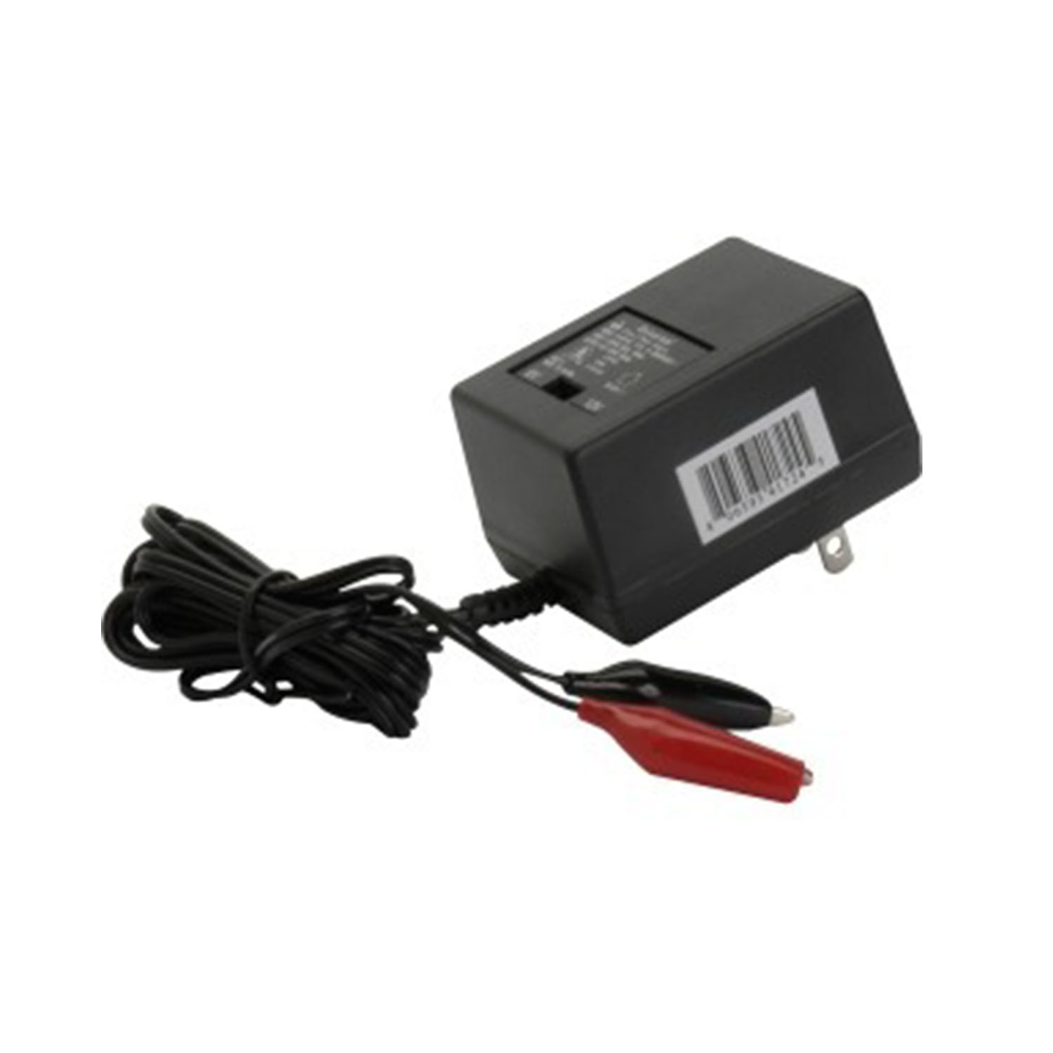 D1724 SLA Battery Charger 6V/12V  With Alligator Clips